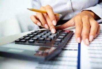 Operacja działalności: rodzaje rachunkowości, konta