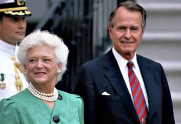 Barbara Bush – el afable primera dama