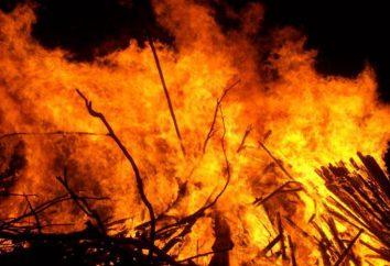Spiriti del fuoco nella mitologia