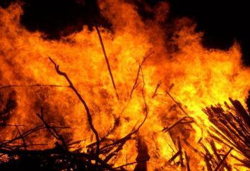 Espíritos de fogo na mitologia