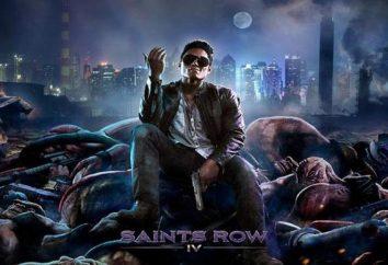 Cheats für Saints Row 4: wie von den unglaublichen Ereignissen zu entkommen?