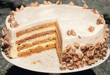 Delikatny ser tort: przepis