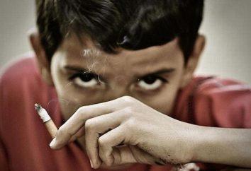 Jaki jest szkodliwości palenia dla nastolatków?