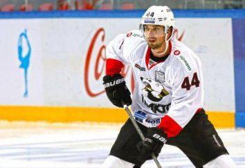 Kirill Koltsov – defender atacando o plano