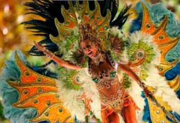 Samba – ein Tanz des Lebens, Freude und Glück