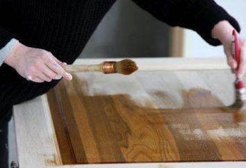 Restauro di mobili in legno: descrizione e metodi