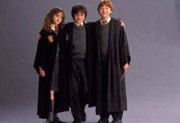 """Schauspieler """"Harry Potter"""" oder der Schlüssel zum erfolgreichen Film"""