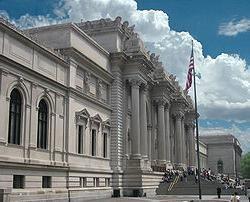 Metropolitan Museum of Art di New York. Metropolitan Museum of Art, New York, Stati Uniti d'America