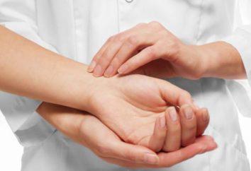 La diagnosi della frequenza cardiaca. La medicina cinese