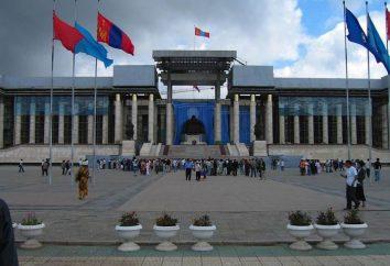 Oulan-Bator: informations générales sur la ville