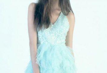 kolor miętowy w ubraniach – trend w modzie 2013
