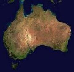 Australia naturalnym – wiele pustyń i małego lasu