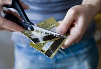 Jak mogę usunąć prawo karty kredytowej?