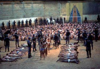 Gdzie jest najbardziej brutalny więzienie na świecie? 25 najbardziej brutalne więzienia