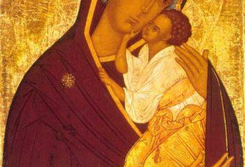"""L'icône de la """"Tendresse"""" de la Mère de Dieu est une grande valeur! Sur le sens de """"Tendresse"""" en iconographie"""