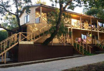 """centro de recreación """"perla"""" (Kabardinka): descripción, comentarios, fotos"""