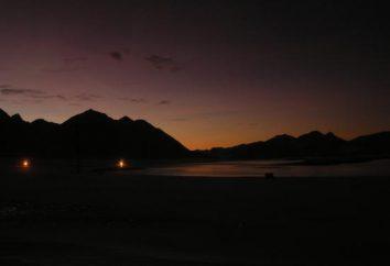 Czy istnieje w górskich tundrze noc polarna? Odpowiedź jest oczywista