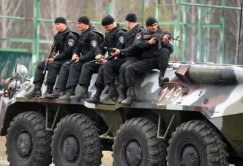 Forze armate dell'Ucraina (2014). Forze armate dell'Ucraina Carta