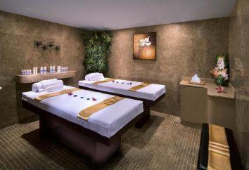 Plan d'affaires salle de massage: ouverture à partir de zéro