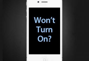 ¿Y si el iPhone está apagado y no se enciende?