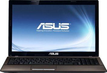 Laptop Asus K53TK: recensioni, le descrizioni, le specifiche e le recensioni