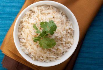 """Cocinar el arroz en multivarka """"Panasonic"""""""