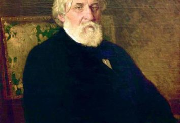 "La poesia ""Threshold"" Turgenev: sintesi, l'analisi"
