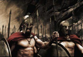 casco espartano: Una breve historia, diversos tipos y descripciones