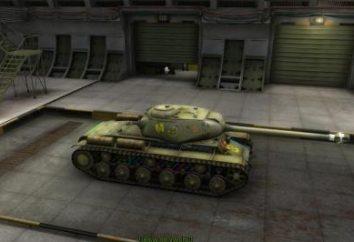 KV 85: guide per il carro armato