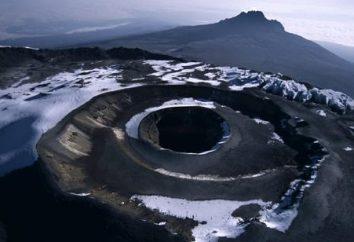 ¿Sabe lo que es el volcán más grande en África?