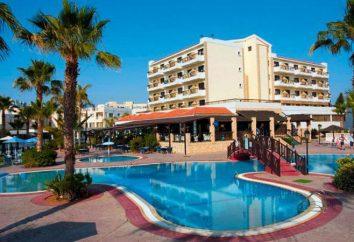 Anastasia 4 * (Protaras, Cypr): opis hotelu, oceny