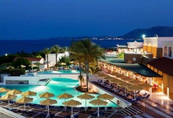 Mitsis Rodos Maris Resort Spa – complexe hôtelier sur l'île de Rhodes