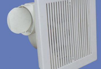 Alimentazione e scarico ventilazione: principio di funzionamento