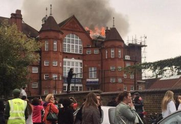 gli insegnanti e gli studenti Memo: Le regole di comportamento nella scuola durante un incendio