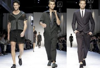 Größentabelle Männerkleidung in verschiedenen Ländern