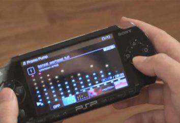 Sohy PSP 1008: características e respostas. Como a piscar Sohy PSP 1008?