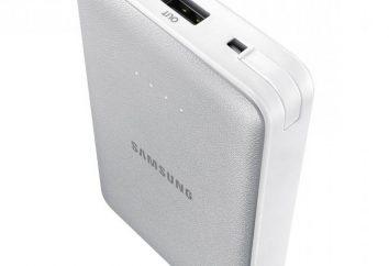 Zewnętrzna bateria Samsung: jak wybrać uniwersalne urządzenie