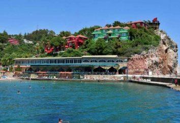 Vida Green Hill Hotel – descanso nas encostas verdes da costa do Mediterrâneo