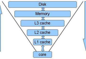 ¿Cuál es el almacenamiento en caché de datos en caché y?