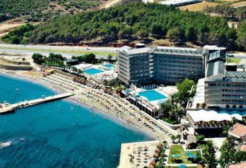 Cinq étoiles « Hôtel Jasmine Beach » (Turquie / Antalya) – un paradis pour les touristes