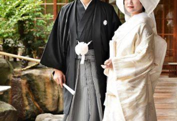 Como estão vestidos de casamento tradicional em diferentes países