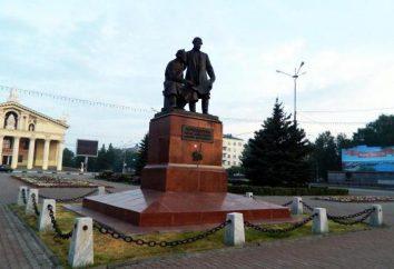 Pomnik Cherepanov, Niżny Tagil: opis, historia i ciekawostki