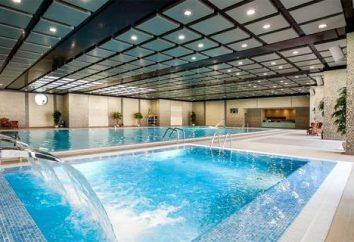Kislovodsk, motels avec piscine: vue d'ensemble, prix, avis