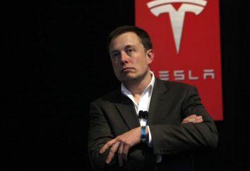 """Elon Musk révèle son """"plan directeur"""" pour Tesla Motors"""