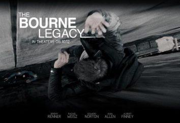"""Il film """"The Bourne Legacy"""": attori, ruoli, equipaggio"""
