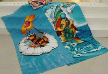Suggerimenti per le giovani madri. asciugamani per bambini