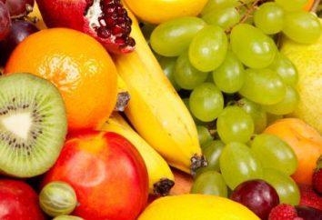 Jest to przydatne, jeśli zdrowie jest owocem wysokokaloryczne?