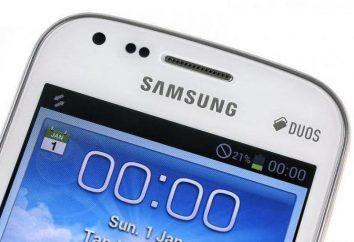"""""""Samsung Duos"""" avec 2 cartes SIM. Instructions et opportunités"""