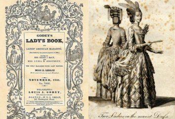 magazines sur papier glacé pour les hommes et les femmes: une liste des plus populaires