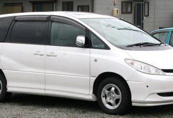 Toyota Estima – entraîneur de famille